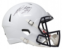 Miles Sanders Signed Penn State Nittany Lions Full-Size Speed Helmet (JSA COA) at PristineAuction.com
