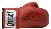 Mike Tyson Signed Everlast Boxing Glove with High Quality Display Case (JSA COA & Fiterman Sports Hologram) at PristineAuction.com