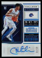 Chandler Hutchison 2018-19 Panini Contenders Draft Picks Cracked Ice Ticket #70 at PristineAuction.com