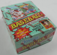 1991 Donruss Series 2 Baseball Wax Box of (36) Packs at PristineAuction.com