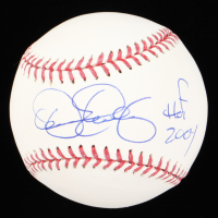 "Dennis Eckersley Signed OML Baseball Inscribed ""HOF 2004"" (JSA COA) at PristineAuction.com"