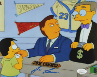 "Jose Canseco Signed ""The Simpsons"" 8x10 Photo (JSA COA) at PristineAuction.com"