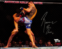 Rafael Dos Anjos Signed UFC 8x10 Photo (Fanatics Hologram) at PristineAuction.com