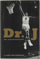 "Julius Erving Signed ""Dr.J: The Autobiography"" Hard Cover Book (JSA COA) at PristineAuction.com"