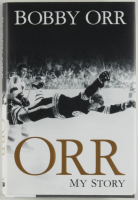 "Bobby Orr Bruins Signed ""Orr: My Story"" Hardcover Book (JSA COA) at PristineAuction.com"