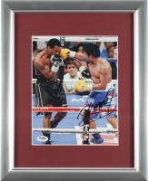 Manny Pacquiao Signed 13x16 Custom Framed Photo (PSA COA) at PristineAuction.com