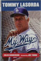 """Tommy Lasorda Signed """"Tommy Lasorda: My Way"""" Hardcover Book (JSA COA) at PristineAuction.com"""