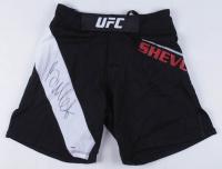 """Bullet"" Valentina Shevchenko Signed UFC Shorts (PSA COA) at PristineAuction.com"