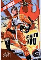 """Greg Horn Signed LE """"Star Wars - Luke Skywalker"""" 13x19 Lithograph (JSA COA) at PristineAuction.com"""