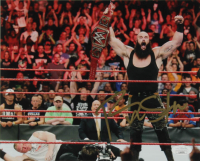 Braun Strowman Signed WWE 8x10 Photo (JSA Hologram) at PristineAuction.com