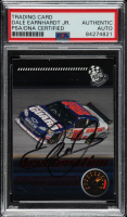 Dale Earnhardt Jr. Signed 2009 Press Pass Red #211 Dale Earnhardt Jr's Car A (PSA Encapsulated) at PristineAuction.com