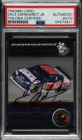 Dale Earnhardt Jr. Signed 2009 Press Pass Red #211 Dale Earnhardt Jr's Car A (PSA Encapsulated) at PristineAuction.com