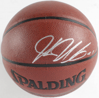 Hassan Whiteside Signed NBA Basketball (JSA Hologram) at PristineAuction.com