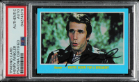Henry Winkler Signed 2013 Topps 75th Anniversary #66 Happy Days (PSA Encapsulated) at PristineAuction.com