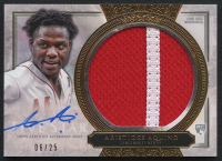 Aristides Aquino 2020 Topps Five Star Jumbo Patch Autographs #AJP-AA #06/25 at PristineAuction.com