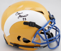 Cam Akers Signed Full-Size Authentic On-Field Hydro-Dipped Vengeance Helmet (Beckett COA) at PristineAuction.com