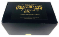 Game Day Legends Collector's Elite Breaker Box - Football Edition - Series 1 #4/25 at PristineAuction.com