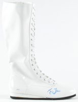 Ric Flair Signed Wrestling Boot (JSA Hologram) (See Description) at PristineAuction.com