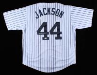 Reggie Jackson Signed Jersey (JSA COA) (See Description) at PristineAuction.com