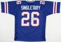 Devin Singletary Signed Jersey (JSA COA) at PristineAuction.com