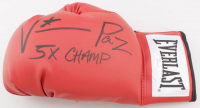 "Vinny Pazienza Signed Everlast Boxing Glove Inscribed ""5x Champ"" (JSA COA) at PristineAuction.com"