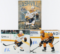 Lot of (3) Rocco Grimaldi Signed Predators 8x10 Photos (Hollywood Collectibles Hologram) at PristineAuction.com