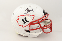 Tyreek Hill Signed Full-Size Authentic On-Field Hydro-Dipped Helmet (JSA COA) at PristineAuction.com