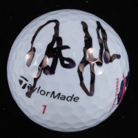Dustin Johnson Signed TaylorMade Golf Ball (Beckett COA) at PristineAuction.com