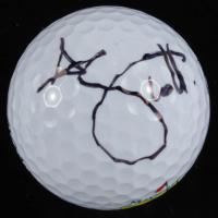 Adam Scott Signed Golf Ball (Beckett COA) at PristineAuction.com