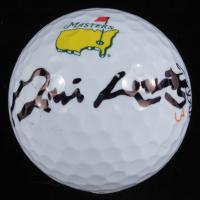 Jim Nantz Signed Masters Golf Ball (Beckett COA) at PristineAuction.com