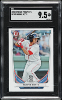 Mookie Betts 2014 Bowman Prospects #BP109 (SGC 9.5) at PristineAuction.com