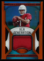 Kyler Murray 2019 Certified New Generation Jerseys Mirror Orange #1 RC #128/299 at PristineAuction.com