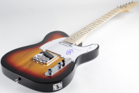 Willie Nelson Signed Electric Guitar (PSA COA) at PristineAuction.com