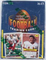 1992 Fleer Football Wax Box of (36) Packs at PristineAuction.com