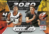 2020 Panini Prizm Draft Picks Basketball Blaster Box with (28) Cards Per Box at PristineAuction.com
