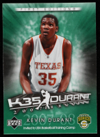Kevin Durant 2007-08 Upper Deck First Edition Exclusive #KD3 at PristineAuction.com
