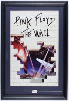 """Pink Floyd's """"The Wall"""" 15x22 Custom Matted Print Display with Pin at PristineAuction.com"""
