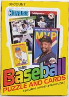 1989 Donruss Baseball Wax Box with (36) Packs at PristineAuction.com
