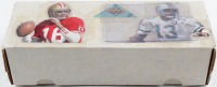 Complete Set of (620) 1992 Upper Deck Football Cards at PristineAuction.com