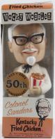 "KFC 50th Anniversary ""Colonel Sanders"" Bobblehead at PristineAuction.com"