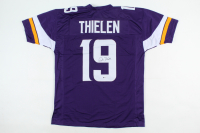 Adam Thielen Signed Jersey (Beckett COA) at PristineAuction.com