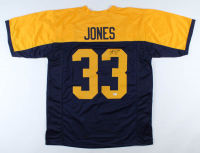 Aaron Jones Signed Jersey (Beckett COA) at PristineAuction.com