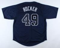 John Rocker Signed Jersey (JSA COA) at PristineAuction.com