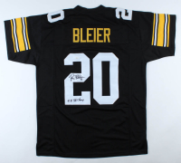 """Rocky Bleier Signed Jersey Inscribed """"4x SB Champs"""" (JSA COA) (See Description) at PristineAuction.com"""