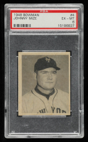 Johnny Mize 1948 Bowman #4 RC (PSA 6) at PristineAuction.com