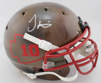Tyreek Hill Signed Full-Size Authentic On-Field Hydro-Dipped Helmet (JSA COA) (See Description) at PristineAuction.com