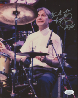 """Charlie Watts Signed 8x10 Photo Inscribed """"Thank You"""" (JSA COA) at PristineAuction.com"""