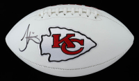Tyreek Hill Signed Chiefs Logo Football (JSA COA) at PristineAuction.com