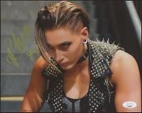 Rhea Ripley Signed NXT 8x10 Photo (JSA COA) at PristineAuction.com