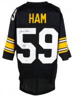 "Jack Ham Signed Jersey Inscribed ""HOF 88"" (Beckett COA) at PristineAuction.com"